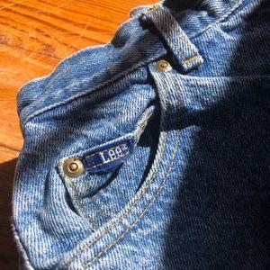 Vintage Lee Brand Mom Jeans